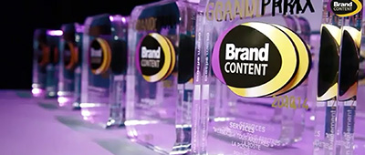 Le Grand Prix du Brand Content 2017