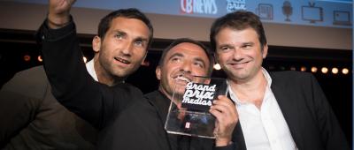 Le Grand Prix des Médias CB News 2016